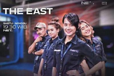 Daftar Nama dan Biodata Pemain The East Net TV Terlengkap