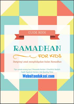 File Pendidikan Materi Kegiatan Pesantren Kilat Ramadhan 1439 H (2018)