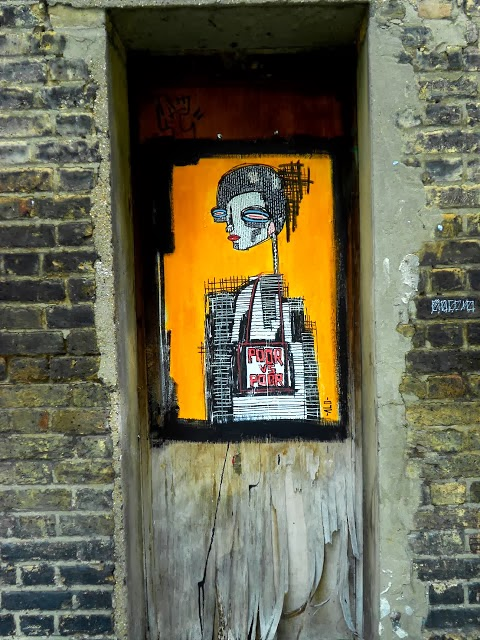 street art alo hackney ldn