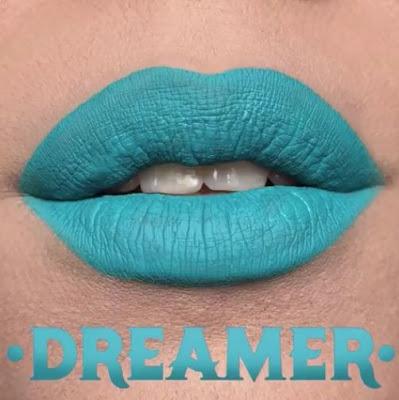 kat von d Everlasting Liquid Lipstick lip swatch dreamer