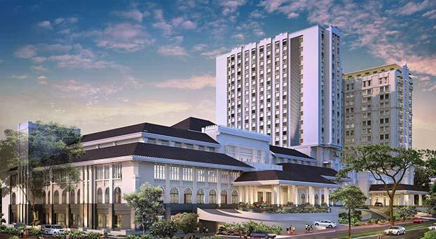 Eka Santosa: Gerakan Hejo Dukung Eksekusi Hotel Pullman