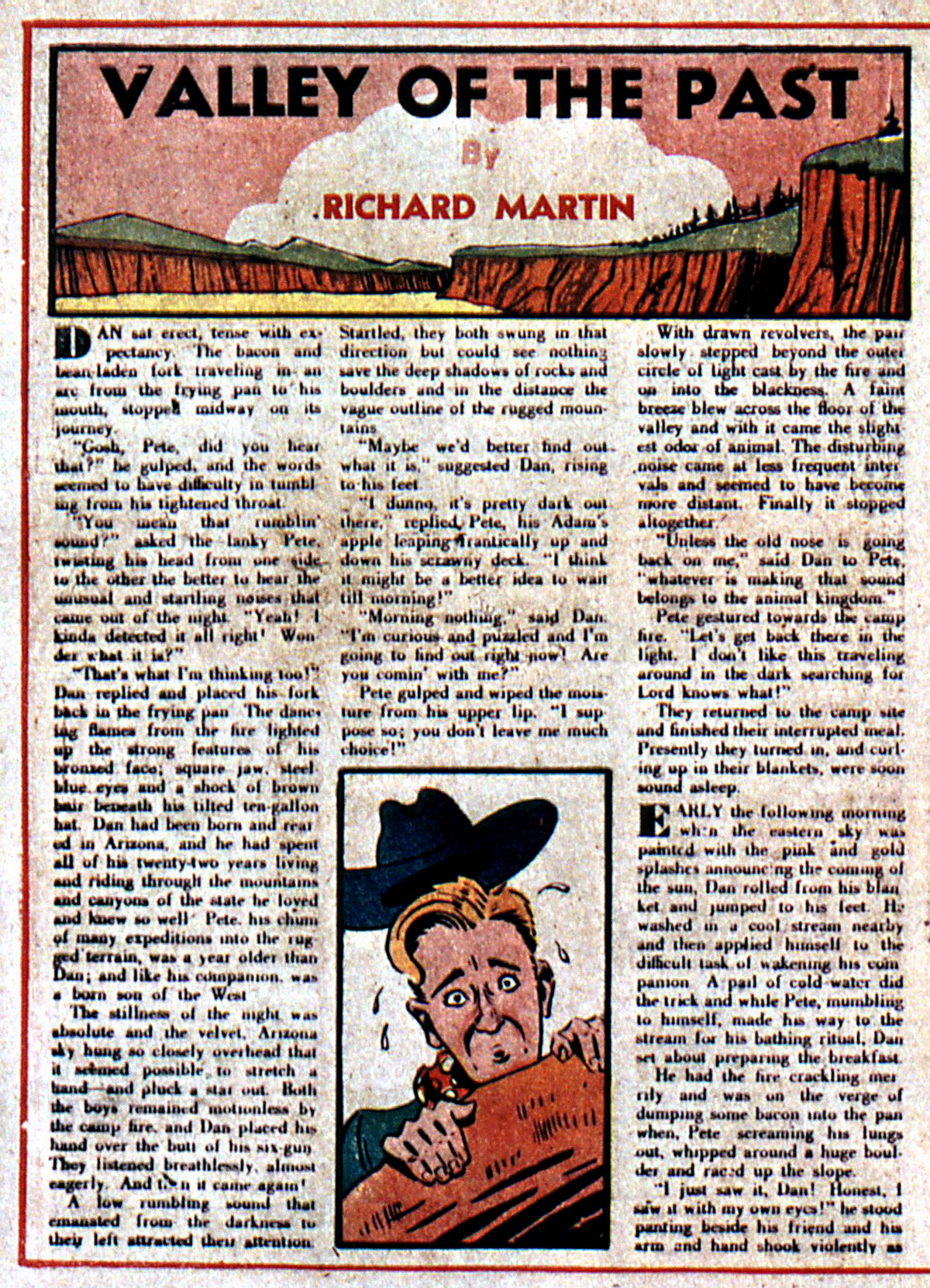 Read online Action Comics (1938) comic -  Issue #5 - 34