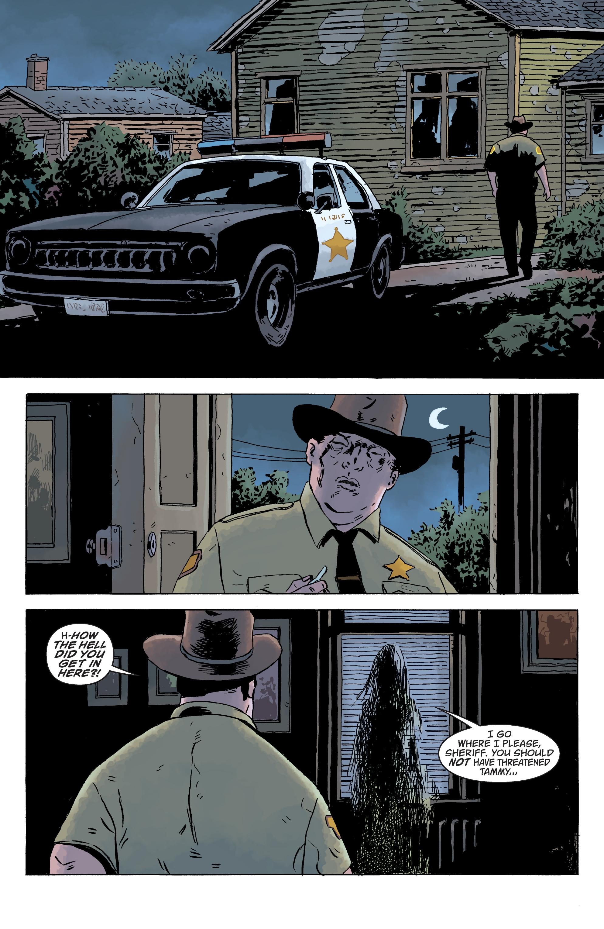 Read online Black Hammer comic -  Issue #10 - 23