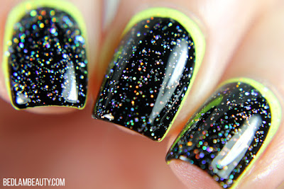 Night Owl Lacquer Moonlight |  Light & Bright Collection