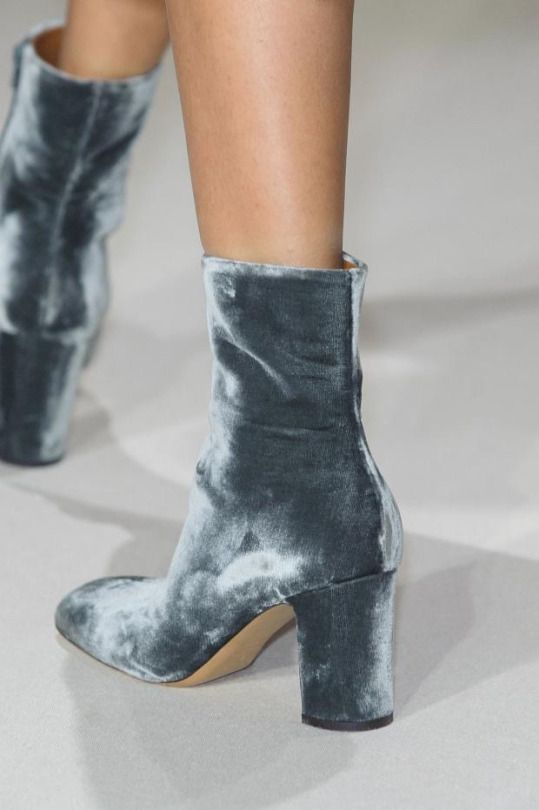 Outfit Inspiration: Blue Velvet