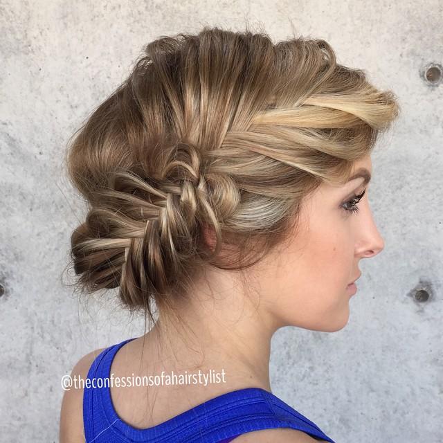 Hairstyles in Beautiful Braids