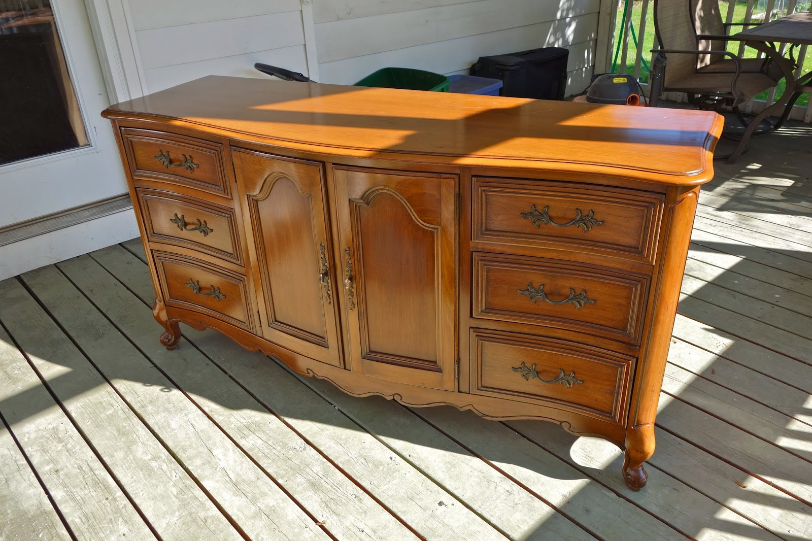 DIY  Repurposing A Buffet Or Dresser As Bathroom Vanity Part 1 Rustyfarmhouse