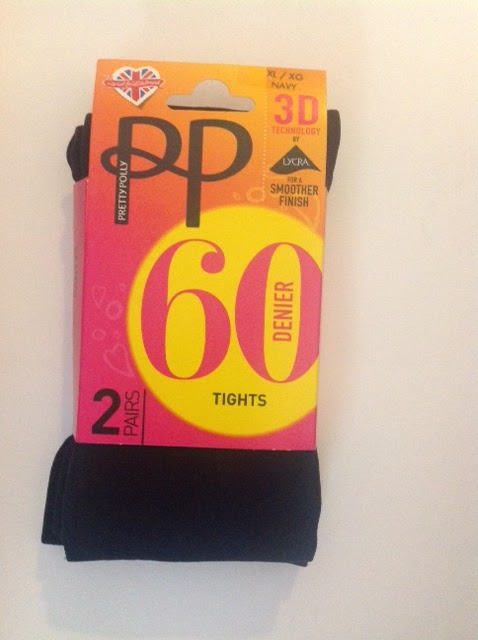 fb450138c9a Pretty Polly launched the 60 Denier 3D opaques last year as part of a range  of tights
