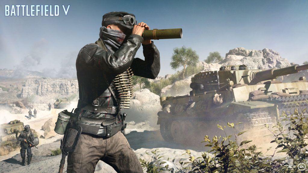 Battlefield V e outros jogos da série entram em promoção na Origin
