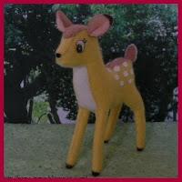 Bambi en fieltro