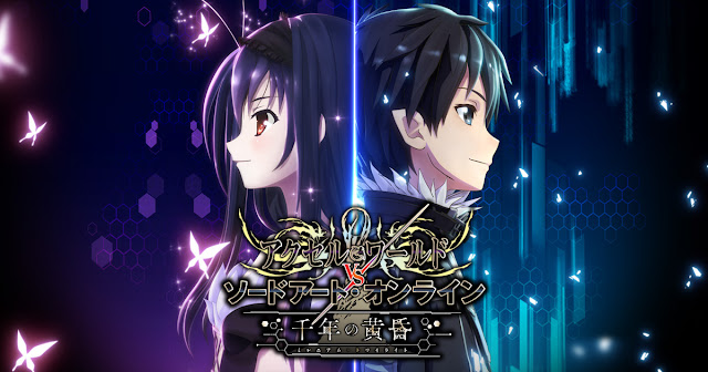 Accel World VS. Sword Art Online se lanzará en julio para PSVita y PS4 en Occidente