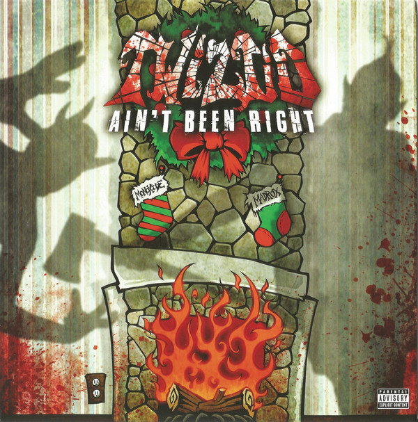 Christmas Rap Music.Snowflakes Christmas Singles Twiztid Ain T Been Right
