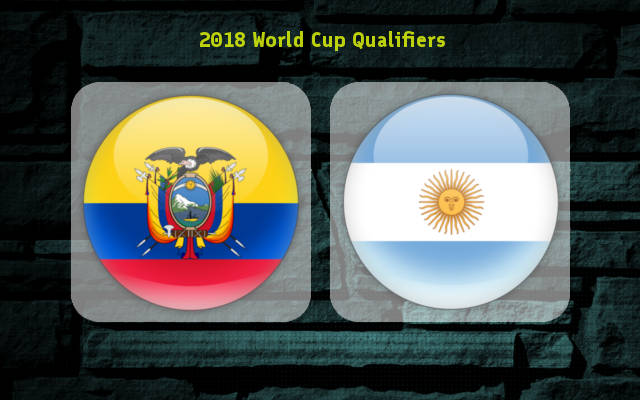 Ecuador vs Argentina Full Match & Highlights 11 October 2017