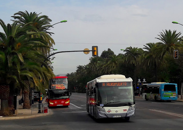 Bus-Line-A-to-the-airport-malaga-trips