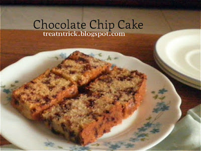 Cake Recipe @ http://treatntrick.blogspot.com