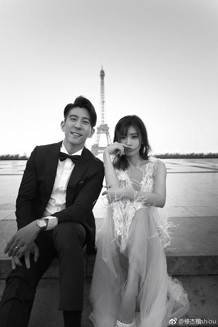 Alyssa Chia Xiu Jiekai nuptial photos