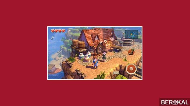 Game RPG Offline Android Terbaik Ukuran Kecil