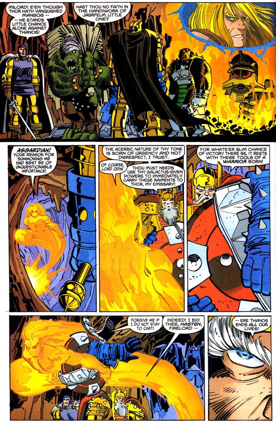Thor (1998) Issue #25 #26 - English 20