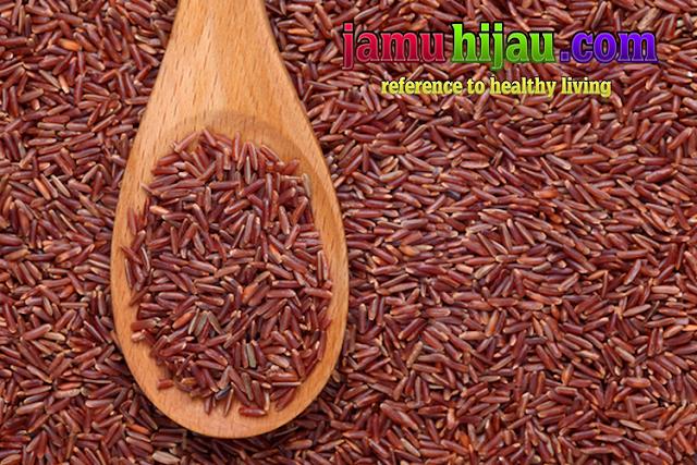 Khasiat beras merah sangat unik bagi kesehatan perlu untuk anda ketahui