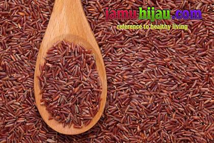 Khasiat dan manfaat beras merah sangat unik bagi kesehatan perlu untuk anda ketahui