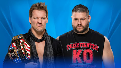 nited States Champion Chris Jericho vs. Kevin Owens