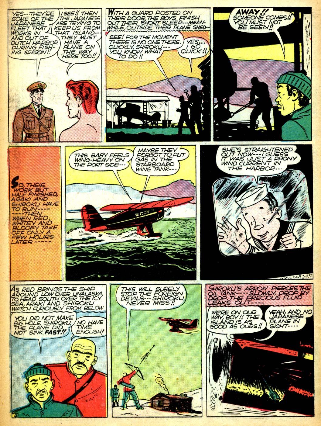 Read online All-American Comics (1939) comic -  Issue #9 - 14