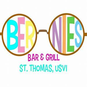 Bernie's in St Thomas, USVI!!!!
