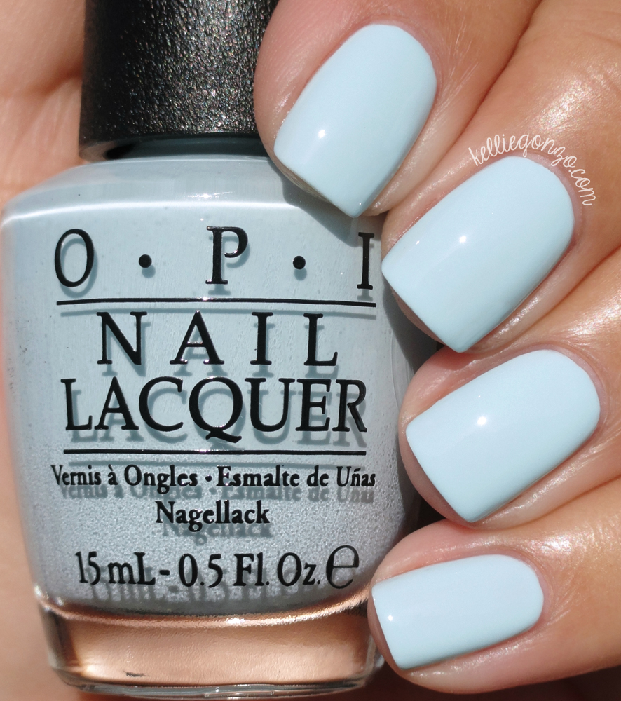 OPI It's a Boy