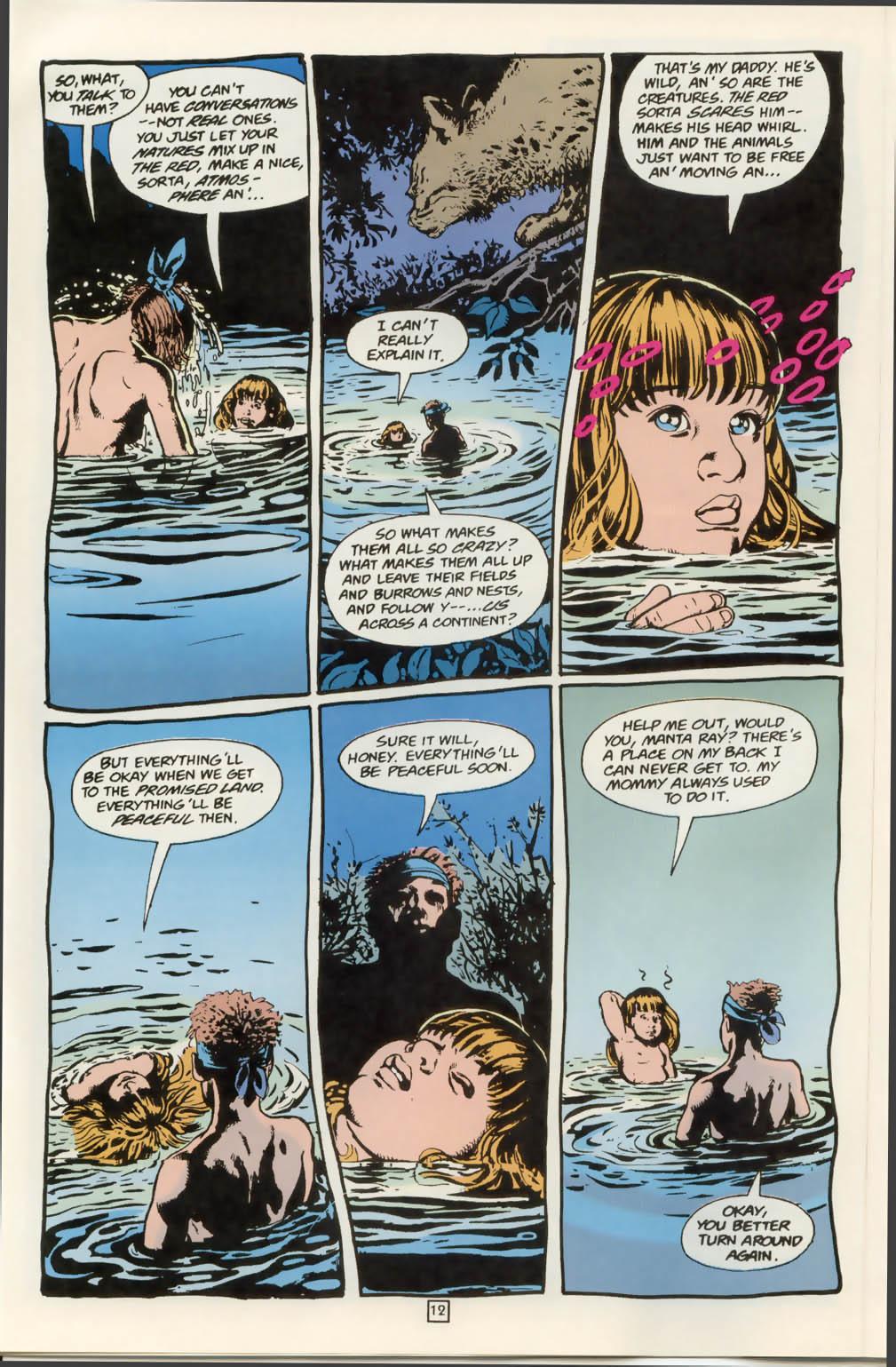 Read online Animal Man (1988) comic -  Issue #76 - 13