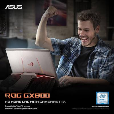 ASUS ROG GX800 Game Fisrt IV