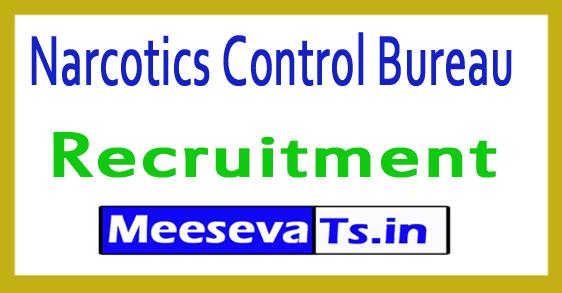 Narcotics Control Bureau NCB Recruitment