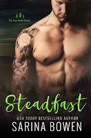 http://tammyandkimreviews.blogspot.com/2016/07/release-reviews-steadfast-sarina-bowen.html