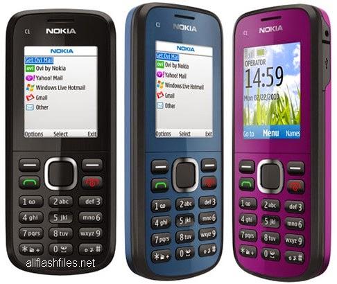 Nokia-C1-02-Firmware