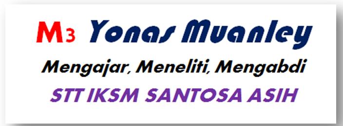 MENGAJAR- MENELITI-MENGABDI: Oleh Yonas Muanley
