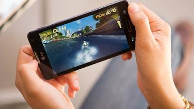 điện thoại Optimus F6 phát nổ gây thương tích