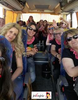 Despedida de soltera flamenca con camisetas Pikapic