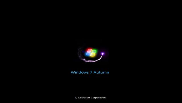 Windows 7 Autumn 2017 ( Ghost + ISO )