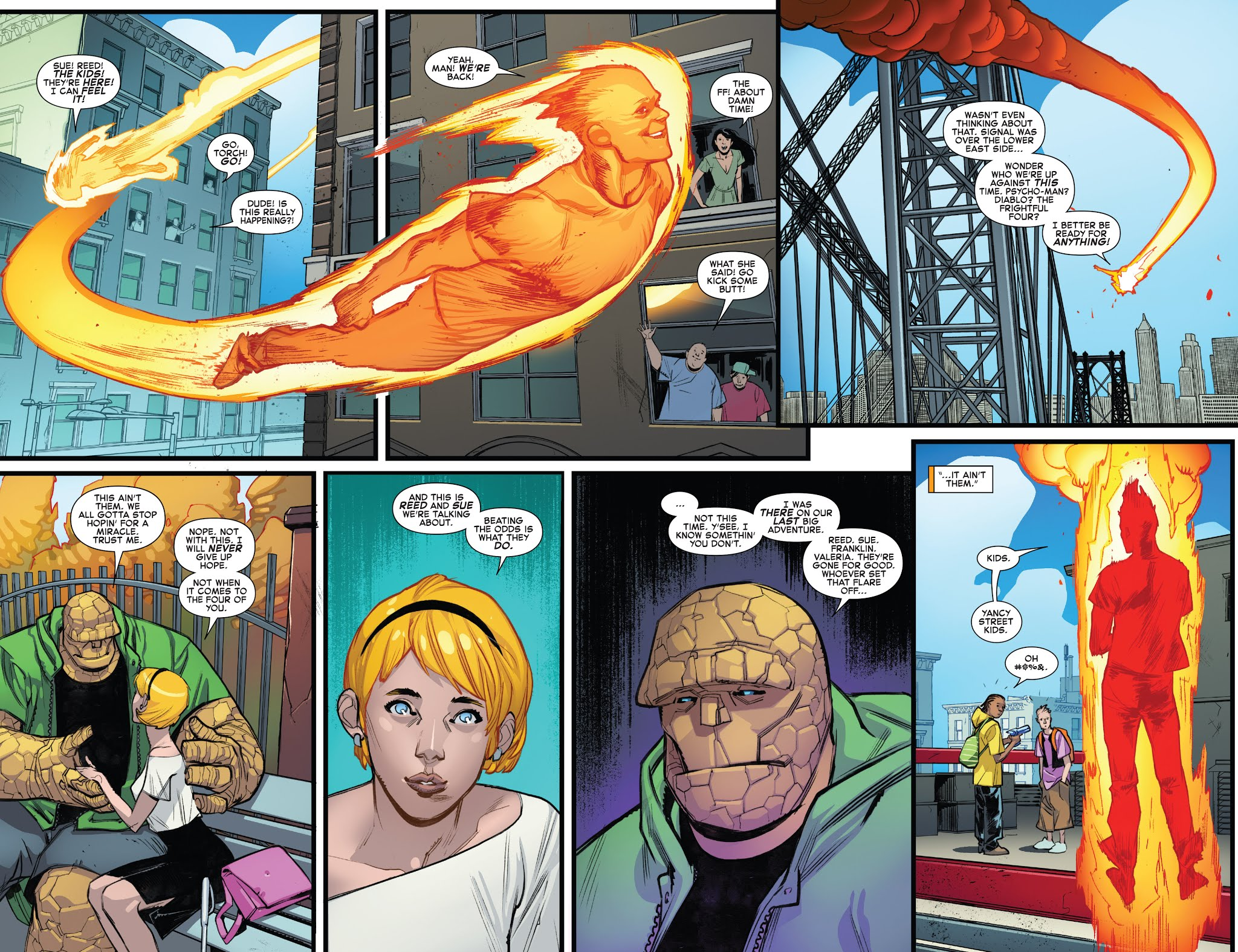 Fantastic Four (2018) #1 #16 - English 11