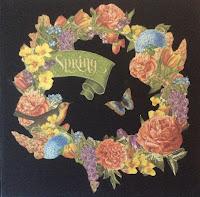 Seasons Album Cover Spring Clare Charvill My Creative Spirit Graphic 45