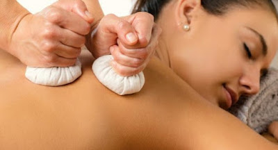 Naranga Kizhi..the Ayurvedic massage
