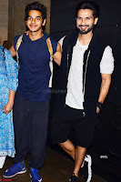 Jhanvi Kapoor and Ishaan Khattar   The Dhadak Movie Pair Spotted Dining Together ~  Exclusive Galleries 005.jpg