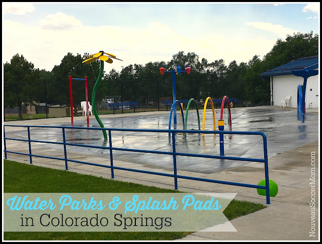 Water Parks and Splash Pads in Colorado Springs