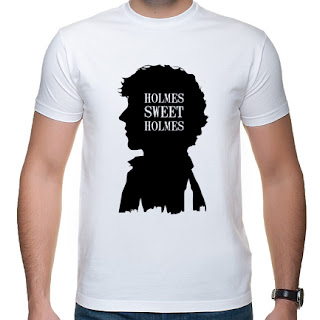 Koszulka Sherlock Holmes