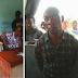 Nigerian man who defrauds people in Banks finally caught in Delta (Photos)