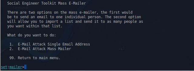 Email-attack-mass-mailer