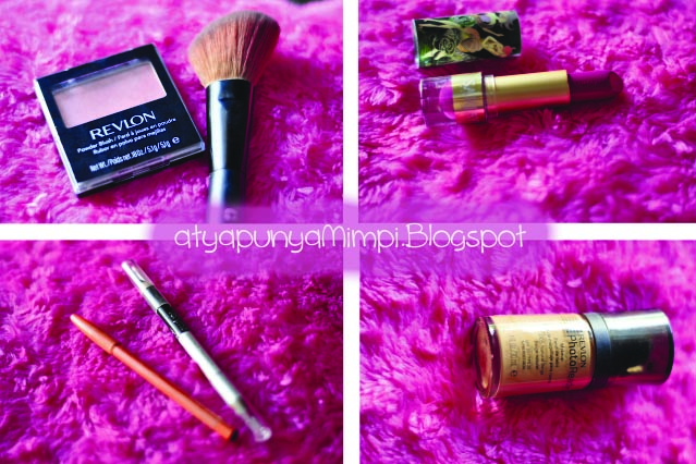 Atya Asriyanti Inayatullah: Make Up Tutorial