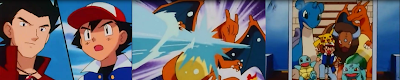 Pokémon Capítulo 32 Temporada 2 Entra Dragonite