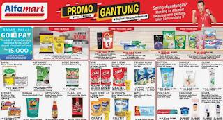 Buruan Serbu! Promo Alfamart Gantung 27 Maret-2 April 2019, Ada Paket Sembako Murah Loh!
