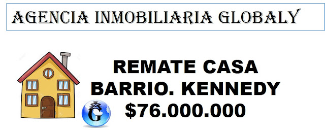 VENTA DE REMATE CASA EN KENNEDY BUCARAMANGA