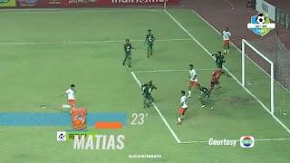 Persebaya vs Borneo FC 0-1